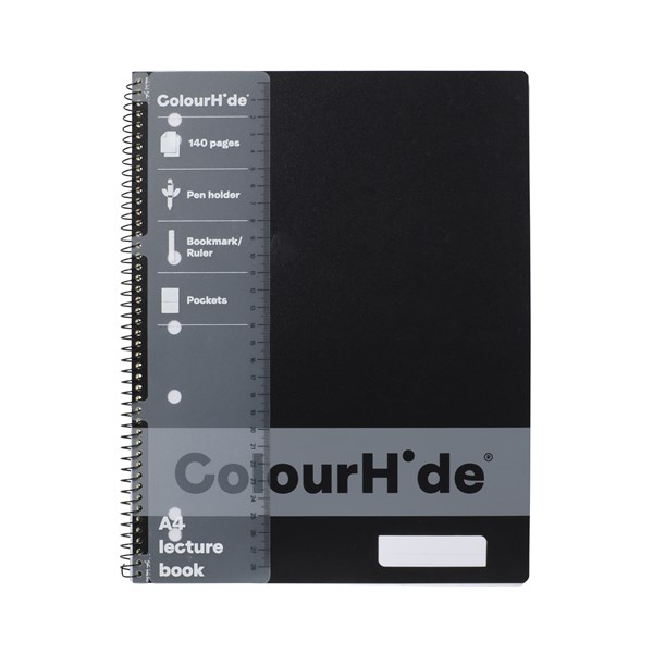 ColourHide Lecture Book A4 140 Page - main image