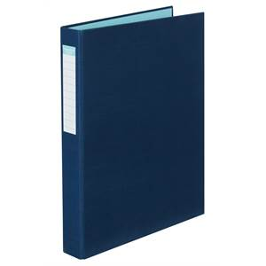 ColourHide PE 2D 25MM Ring Binder A4