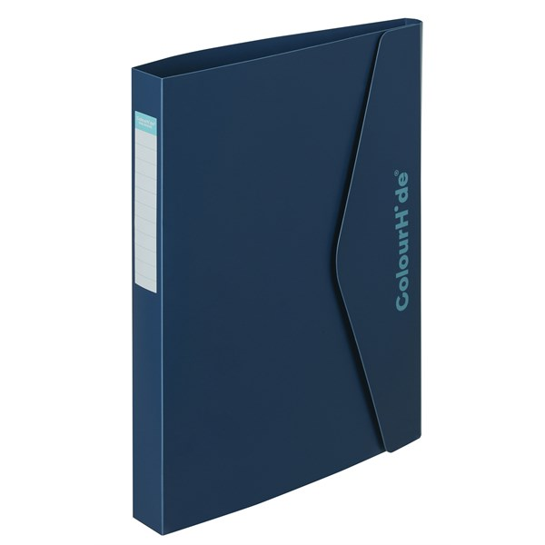 ColourHide PP 2D 25MM Ring Binder A4 - main image